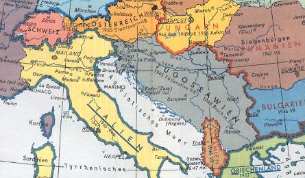 Jugoslawien Karte.Jugoslawien Karte Europa My Blog